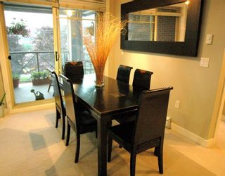 """Photo 5: 413 2478 SHAUGHNESSY Street in Port_Coquitlam: Central Pt Coquitlam Condo for sale in """"SHAUGHNESSY EAST"""" (Port Coquitlam)  : MLS®# V772712"""