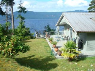 Main Photo: LT 21 Spring Bay Rd in LASQUETI ISLAND: Isl Lasqueti Island House for sale (Islands)  : MLS®# 741547