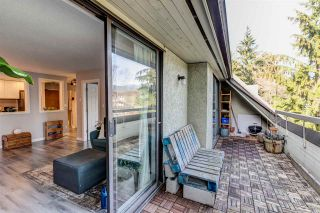 """Photo 18: 408 1210 PACIFIC Street in Coquitlam: North Coquitlam Condo for sale in """"Glenview Manor"""" : MLS®# R2544573"""