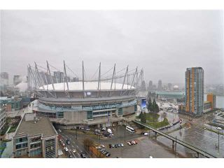 Photo 3: # 2506 939 EXPO BV in Vancouver: Yaletown Condo for sale (Vancouver West)  : MLS®# V927972