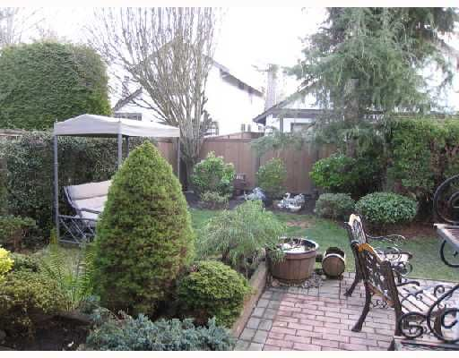 """Main Photo: 32 11291 7TH Avenue in Richmond: Steveston Villlage Townhouse for sale in """"MARINERS  VILLAGE"""" : MLS®# V702652"""