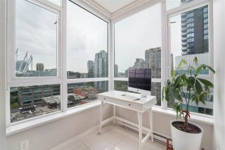 """Photo 15: 1106 821 CAMBIE Street in Vancouver: Downtown VW Condo for sale in """"RAFFLES ON ROBSON"""" (Vancouver West)  : MLS®# R2587402"""