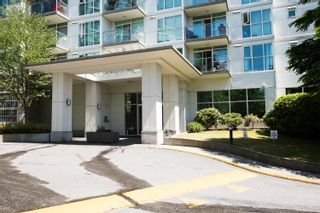 """Photo 3: 310 2763 CHANDLERY Place in Vancouver: South Marine Condo for sale in """"RIVER DANCE"""" (Vancouver East)  : MLS®# R2595307"""