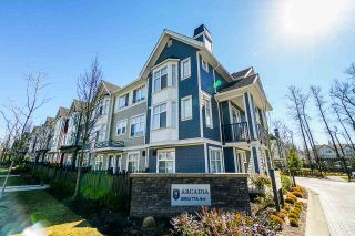 """Photo 1: 73 20852 77A Avenue in Langley: Willoughby Heights Townhouse for sale in """"Arcadia"""" : MLS®# R2394235"""