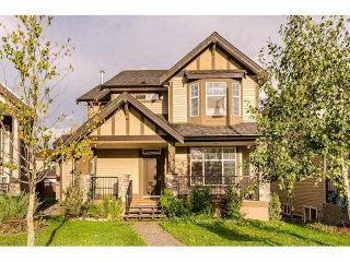 """Photo 1: 6350 167B Street in Surrey: Cloverdale BC House for sale in """"CLOVER RIDGE"""" (Cloverdale)  : MLS®# F1430090"""