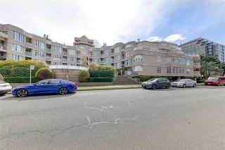 Photo 1: 111 1236 W 8TH Avenue in Vancouver: Fairview VW Condo for sale (Vancouver West)  : MLS®# R2562231
