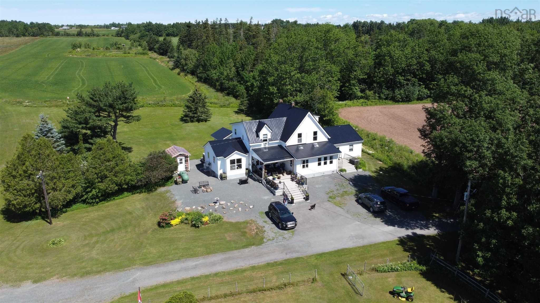 Main Photo: 223 Scotch Hill Road in Lyons Brook: 108-Rural Pictou County Residential for sale (Northern Region)  : MLS®# 202120326