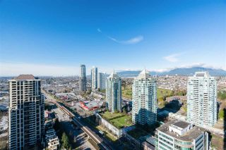"""Photo 21: 2601 2008 ROSSER Avenue in Burnaby: Brentwood Park Condo for sale in """"SOLO District Stratus"""" (Burnaby North)  : MLS®# R2542732"""