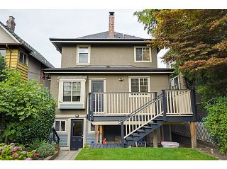 """Photo 19: 1536 E 13TH Avenue in Vancouver: Grandview VE House for sale in """"COMMERCIAL DRIVE"""" (Vancouver East)  : MLS®# V1088551"""