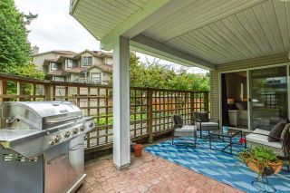 """Photo 19: 113 1999 SUFFOLK Avenue in Port Coquitlam: Glenwood PQ Condo for sale in """"KEY WEST"""" : MLS®# R2493657"""
