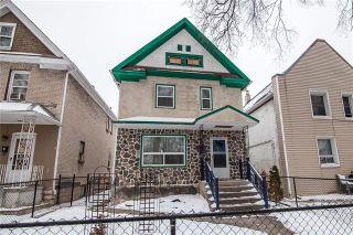 Photo 1: 640 Sherbrook Street in Winnipeg: Residential for sale (5A)  : MLS®# 1831114