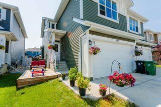 Photo 2: 317 Simmonds Way: Leduc House Half Duplex for sale : MLS®# E4254511