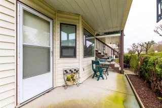 Photo 21: 5 7455 HURON Street: Townhouse for sale in Chilliwack: MLS®# R2546189
