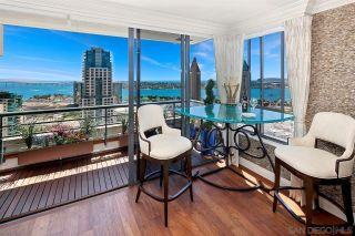 Photo 6: DOWNTOWN Condo for sale : 2 bedrooms : 700 Front Street #2302 in San Diego