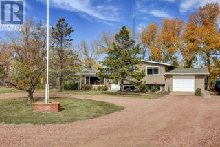 Photo 1: 201044 Hwy 569 in Rural Wheatland County: House for sale : MLS®# A1152225