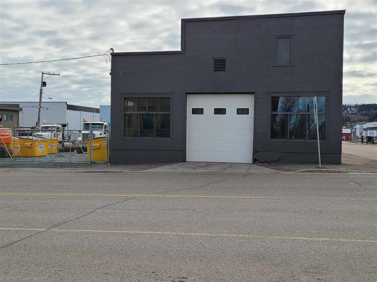 Main Photo: 988 3RD Avenue in Prince George: East End Industrial for lease (PG City Central (Zone 72))  : MLS®# C8037172