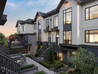 Photo 2: 1 190 W KING EDWARD in Vancouver: Cambie Townhouse for sale (Vancouver West)  : MLS®# R2613768
