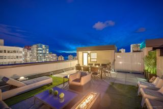 Photo 1: 805 1160 BURRARD Street in Vancouver: Downtown VW Condo for sale (Vancouver West)  : MLS®# R2409538
