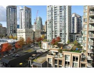 """Photo 9: # 906 1088 RICHARDS ST in Vancouver: Yaletown Condo for sale in """"RICHARDS"""" (Vancouver West)  : MLS®# V917039"""