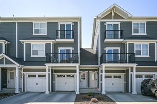 Photo 31: 1303, 881 Sage Valley Boulevard NW in Calgary: Sage Hill Row/Townhouse for sale : MLS®# A1095405