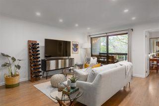 """Photo 2: 215 1422 E 3RD Avenue in Vancouver: Grandview Woodland Condo for sale in """"LA CONTESSA"""" (Vancouver East)  : MLS®# R2565163"""