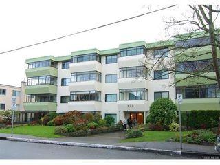 Main Photo: 202 935 Fairfield Rd in VICTORIA: Vi Fairfield West Condo for sale (Victoria)  : MLS®# 747702
