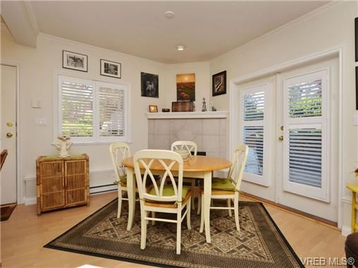 Photo 4: Photos: 2 225 Vancouver St in VICTORIA: Vi Fairfield West Row/Townhouse for sale (Victoria)  : MLS®# 699891