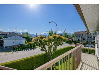 "Photo 27: 36 7455 HURON Street in Sardis: Sardis West Vedder Rd Townhouse for sale in ""Ascott Estates"" : MLS®# R2580749"