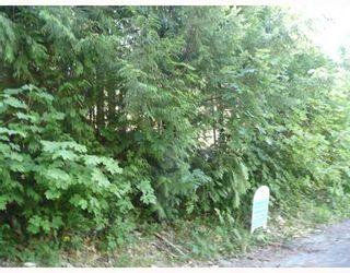 Photo 2: # LT 66 PORPOISE DR in Sechelt: Sechelt District Land for sale (Sunshine Coast)  : MLS®# V778745