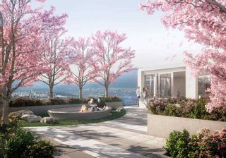 """Photo 1: 2608 5058 JOYCE Street in Vancouver: Collingwood VE Condo for sale in """"THE JOYCE"""" (Vancouver East)  : MLS®# R2487729"""