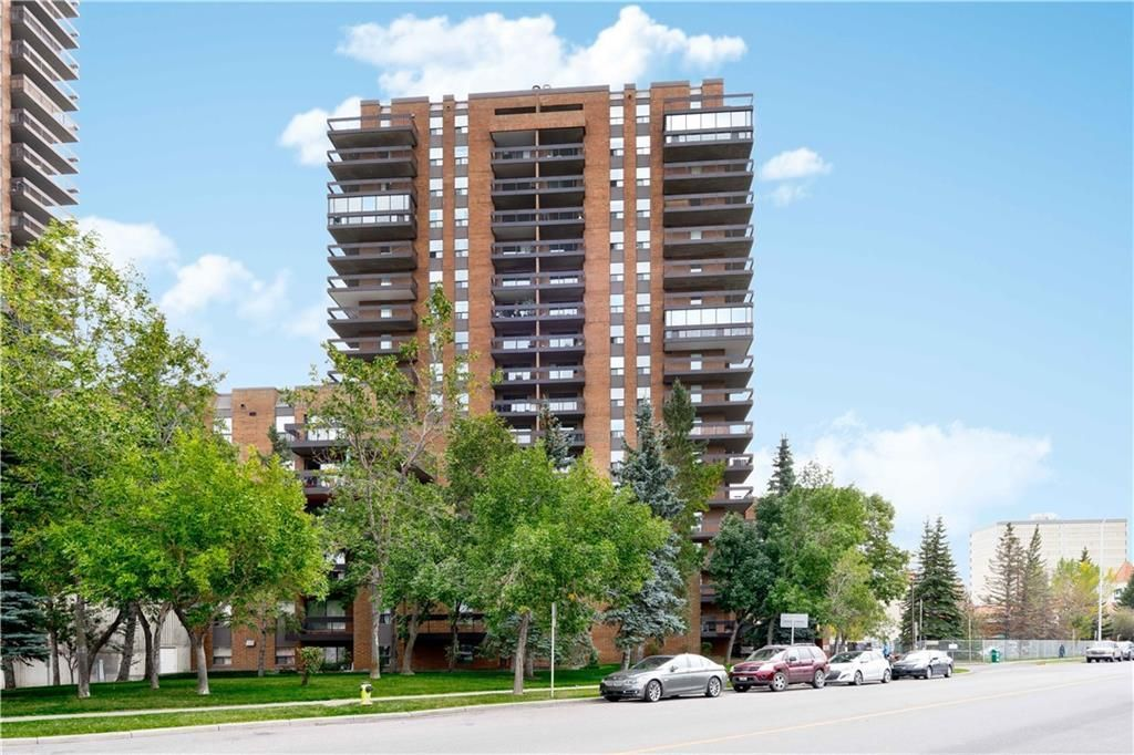 Main Photo: 511 9800 HORTON Road SW in Calgary: Haysboro Apartment for sale : MLS®# C4297334