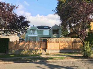 Photo 1: 1523 W 59TH Avenue in Vancouver: South Granville House for sale (Vancouver West)  : MLS®# R2496262