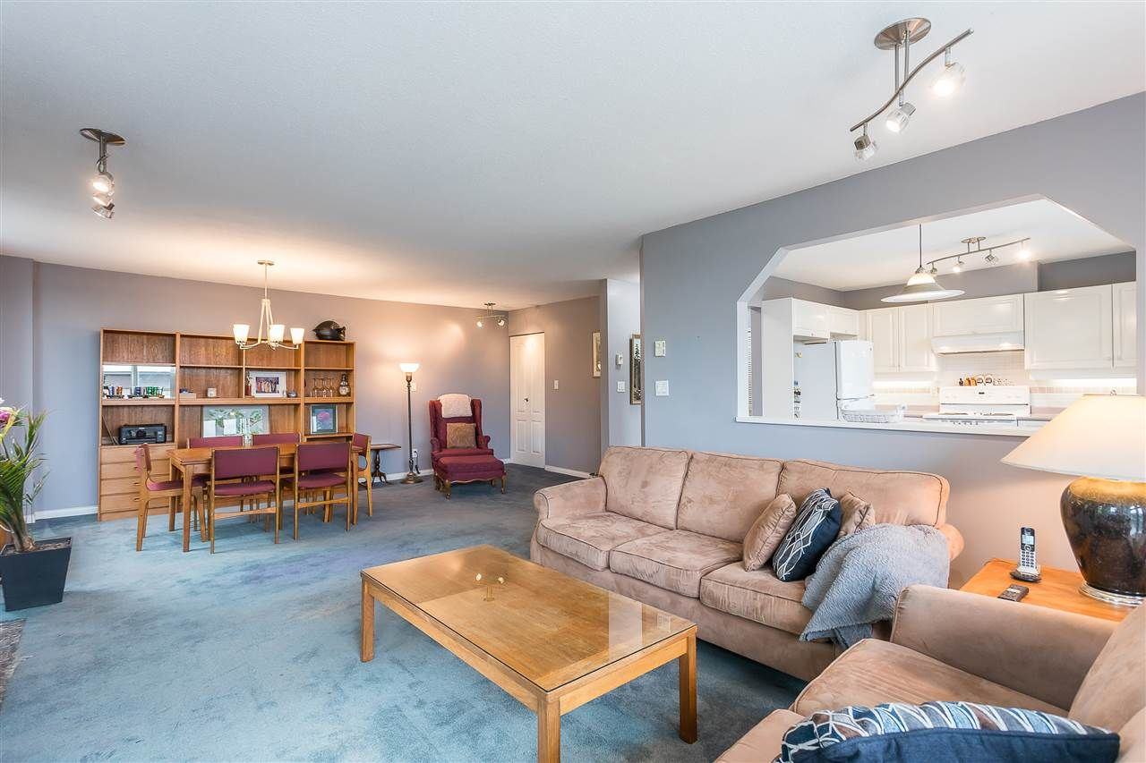 Photo 7: Photos: 401 412 TWELFTH STREET in New Westminster: Uptown NW Condo for sale : MLS®# R2507753