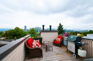 Photo 1: 8 1040 W 7TH Avenue in Vancouver: Fairview VW Townhouse for sale (Vancouver West)  : MLS®# R2401191
