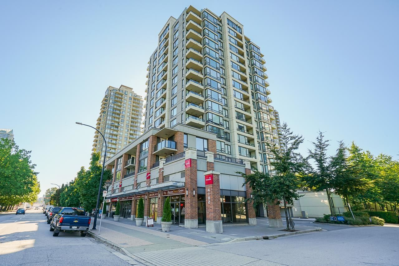 """Main Photo: 1804 4182 DAWSON Street in Burnaby: Brentwood Park Condo for sale in """"TANDEM 3"""" (Burnaby North)  : MLS®# R2614486"""