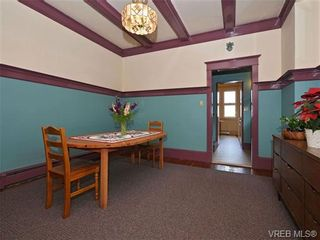 Photo 8: 1657 Fell St in VICTORIA: Vi Jubilee House for sale (Victoria)  : MLS®# 697108