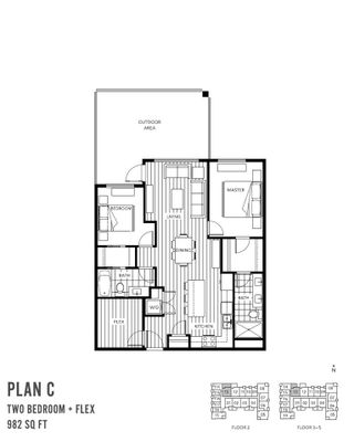 """Photo 12: 213 5638 201A Street in Langley: Langley City Condo for sale in """"THE CIVIC"""" : MLS®# R2562053"""