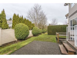 """Photo 33: 3 20750 TELEGRAPH Trail in Langley: Walnut Grove Townhouse for sale in """"Heritage Glen"""" : MLS®# R2544505"""