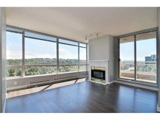 """Photo 5: 1702 9603 MANCHESTER Drive in Burnaby: Cariboo Condo for sale in """"STRATHMORE TOWERS"""" (Burnaby North)  : MLS®# V1072426"""