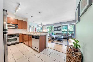 "Photo 2: 219 100 CAPILANO Road in Port Moody: Port Moody Centre Condo for sale in ""Suter Brook"" : MLS®# R2592368"
