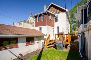 Photo 40: 678 Spruce Street in Winnipeg: West End Residential for sale (5C)  : MLS®# 202113196