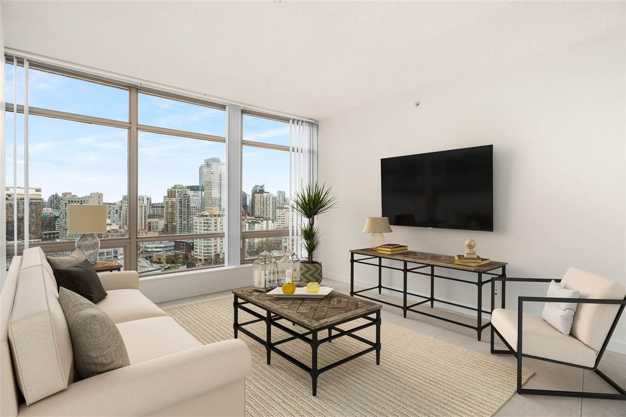 """Main Photo: 1901 1200 ALBERNI Street in Vancouver: West End VW Condo for sale in """"PALISADES"""" (Vancouver West)  : MLS®# R2560668"""
