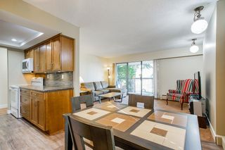 """Photo 1: 106 1025 CORNWALL Street in New Westminster: Uptown NW Condo for sale in """"Cornwall Place"""" : MLS®# R2609850"""