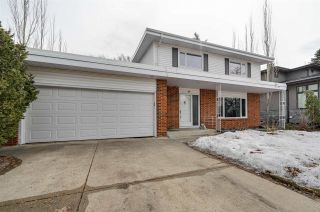 Photo 1: 40 VALLEYVIEW Crescent in Edmonton: Zone 10 House for sale : MLS®# E4230955