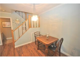 Photo 4: 12 1073 LYNN VALLEY Road in North Vancouver: Lynn Valley Townhouse for sale : MLS®# V955013