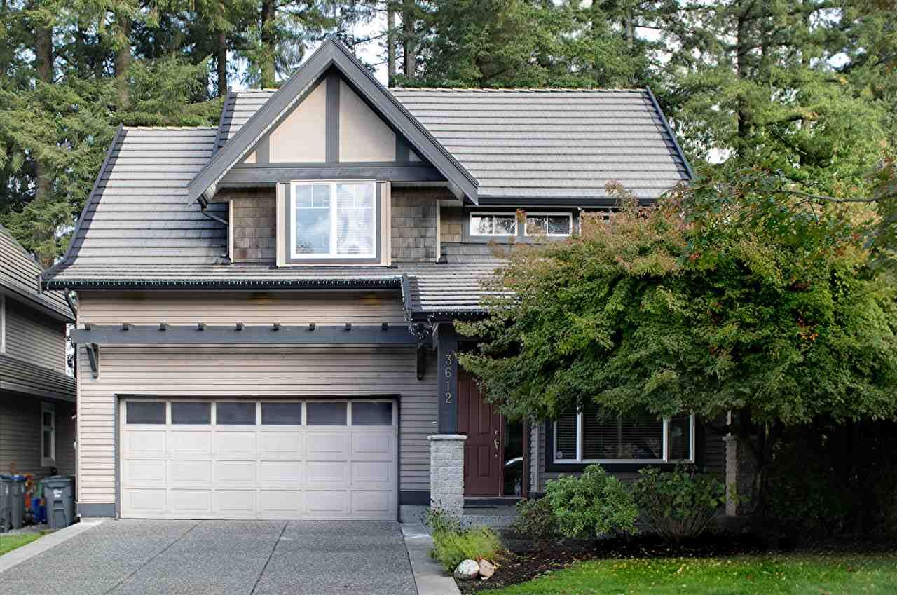 """Main Photo: 3612 154 Street in Surrey: Morgan Creek House for sale in """"Rosemary Heights"""" (South Surrey White Rock)  : MLS®# R2217277"""