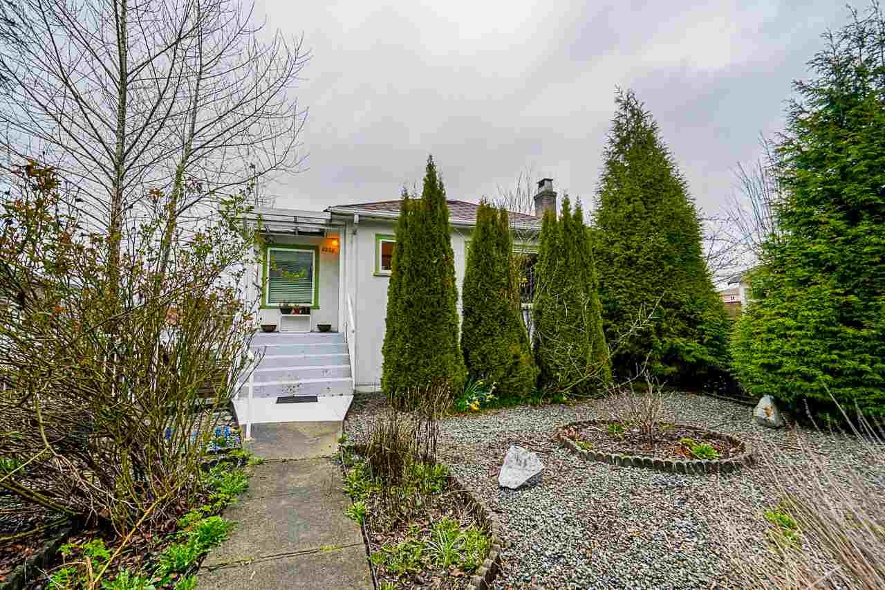 """Main Photo: 2295 E 1ST Avenue in Vancouver: Grandview Woodland House for sale in """"GRANDVIEW-WOODLANDS"""" (Vancouver East)  : MLS®# R2556720"""