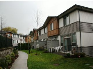 """Photo 12: 62 34248 KING Road in Abbotsford: Poplar Townhouse for sale in """"The Argyle"""" : MLS®# F1325093"""