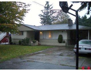 Photo 1: 13755 LARNER Road in Surrey: Bolivar Heights House for sale (North Surrey)  : MLS®# F2830674