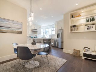 Photo 9: 2348 W 8TH AVENUE in Vancouver: Kitsilano Townhouse for sale (Vancouver West)  : MLS®# R2247812
